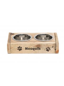 Cat-Dog set doppio piccola taglia